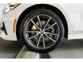 BMW 3 Series 330i Sedan Alpine White photo #9