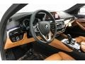 BMW 5 Series 530e iPerformance Sedan Mineral White Metallic photo #4