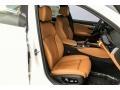 BMW 5 Series 530e iPerformance Sedan Mineral White Metallic photo #5
