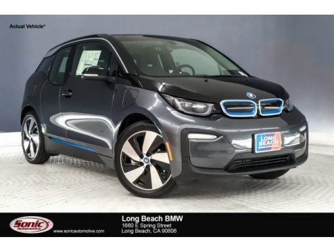 Mineral Grey 2019 BMW i3 with Range Extender