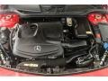 Mercedes-Benz CLA 250 Jupiter Red photo #9
