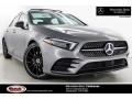 Mercedes-Benz A 220 Sedan Mountain Grey Metallic photo #1