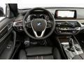 BMW 5 Series 540i Sedan Dark Graphite Metallic photo #4