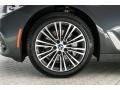 BMW 5 Series 540i Sedan Dark Graphite Metallic photo #8