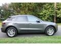 Porsche Macan  Agate Grey Metallic photo #4