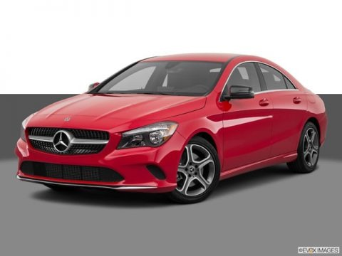 Mountain Grey Metallic 2019 Mercedes-Benz CLA 250 Coupe
