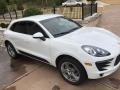 Porsche Macan S White photo #21