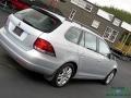 Volkswagen Jetta TDI SportWagen Moonrock Silver Metallic photo #30