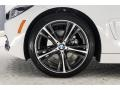 BMW 4 Series 430i Coupe Alpine White photo #8