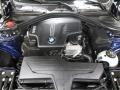 BMW 3 Series 320i xDrive Sedan Mediterranean Blue Metallic photo #26