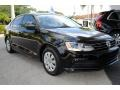 Volkswagen Jetta S Black photo #2