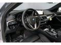 BMW 5 Series 540i Sedan Bluestone Metallic photo #4