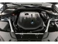 BMW 5 Series 540i Sedan Bluestone Metallic photo #8