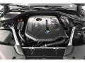 BMW 5 Series 540i Sedan Imperial Blue Metallic photo #8