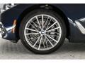 BMW 5 Series 540i Sedan Imperial Blue Metallic photo #9