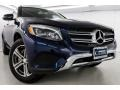 Mercedes-Benz GLC 300 4Matic Lunar Blue Metallic photo #2