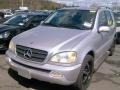 Mercedes-Benz ML 350 4Matic Brilliant Silver Metallic photo #1