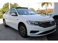 Volkswagen Jetta SEL Pure White photo #2