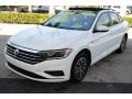 Volkswagen Jetta SEL Pure White photo #4