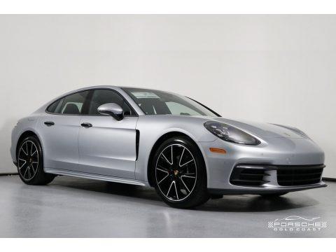 Dolomite Silver Metallic 2019 Porsche Panamera 4