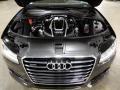 Audi A8 L 4.0T quattro Brilliant Black photo #10