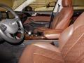 Audi A8 L 4.0T quattro Brilliant Black photo #11