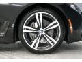 BMW 7 Series 740i Sedan Black Sapphire Metallic photo #8