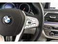 BMW 7 Series 740i Sedan Black Sapphire Metallic photo #16
