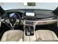 BMW 7 Series 740i Sedan Black Sapphire Metallic photo #22