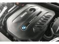 BMW 7 Series 740i Sedan Black Sapphire Metallic photo #30