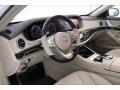 Mercedes-Benz S 450 Sedan designo Diamond White Metallic photo #4