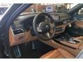BMW 7 Series 750i xDrive Sedan Carbon Black Metallic photo #6