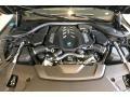 BMW 7 Series 750i xDrive Sedan Carbon Black Metallic photo #9