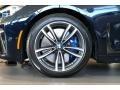 BMW 7 Series 750i xDrive Sedan Carbon Black Metallic photo #10
