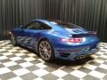 Porsche 911 Turbo Coupe Sapphire Blue Metallic photo #8