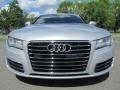 Audi A7 3.0T quattro Premium Plus Ice Silver Metallic photo #4