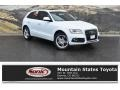 Audi Q5 2.0 TFSI Premium Plus quattro Glacier White Metallic photo #1