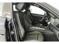 BMW 4 Series 440i Gran Coupe Carbon Black Metallic photo #2