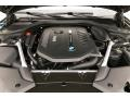 BMW 5 Series 540i Sedan Dark Graphite Metallic photo #9