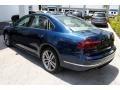 Volkswagen Passat R-Line Tourmaline Blue Metallic photo #5