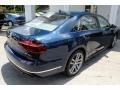 Volkswagen Passat R-Line Tourmaline Blue Metallic photo #8