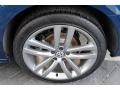 Volkswagen Passat R-Line Tourmaline Blue Metallic photo #9