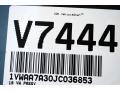 Volkswagen Passat R-Line Tourmaline Blue Metallic photo #20