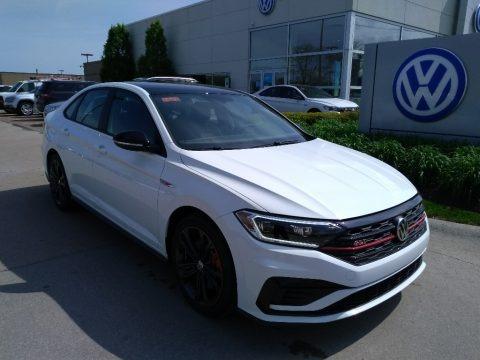 Pure Gray 2019 Volkswagen Jetta GLI