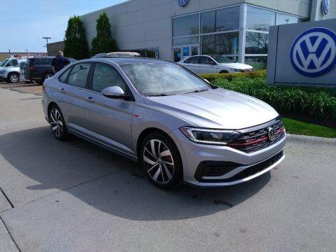 Pyrite Silver Metallic 2019 Volkswagen Jetta GLI