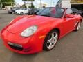 Porsche Boxster  Guards Red photo #1