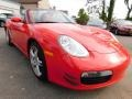 Porsche Boxster  Guards Red photo #3