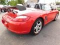 Porsche Boxster  Guards Red photo #5