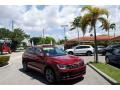 Volkswagen Tiguan SEL R-Line Cardinal Red Metallic photo #1