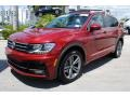 Volkswagen Tiguan SEL R-Line Cardinal Red Metallic photo #5